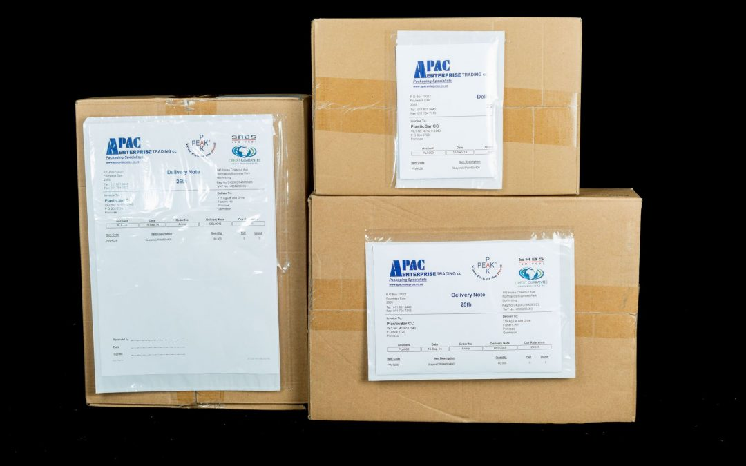 clear POF Shrink Film - packaging