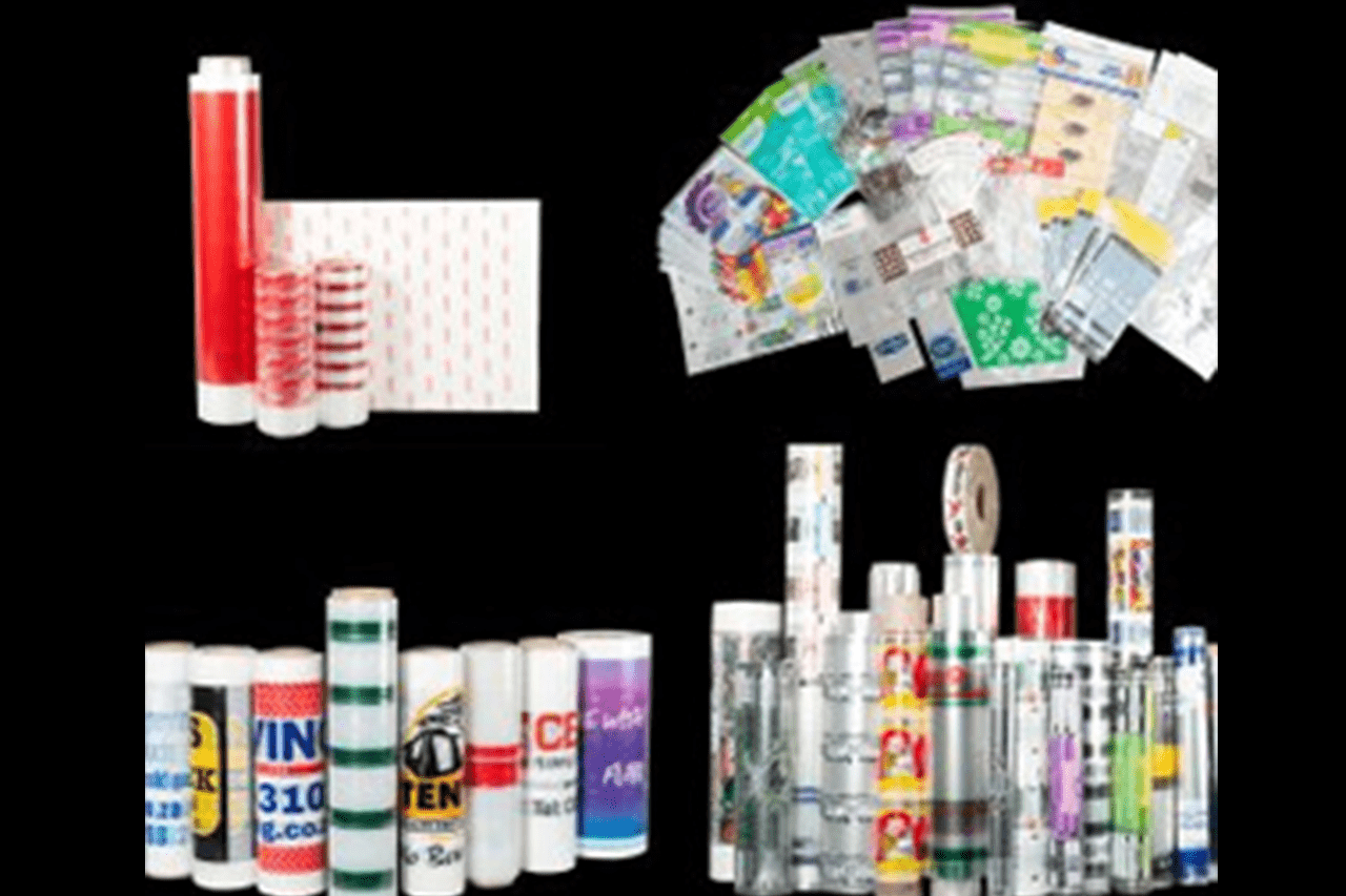 Opaque and Tinted pallet wrap Films