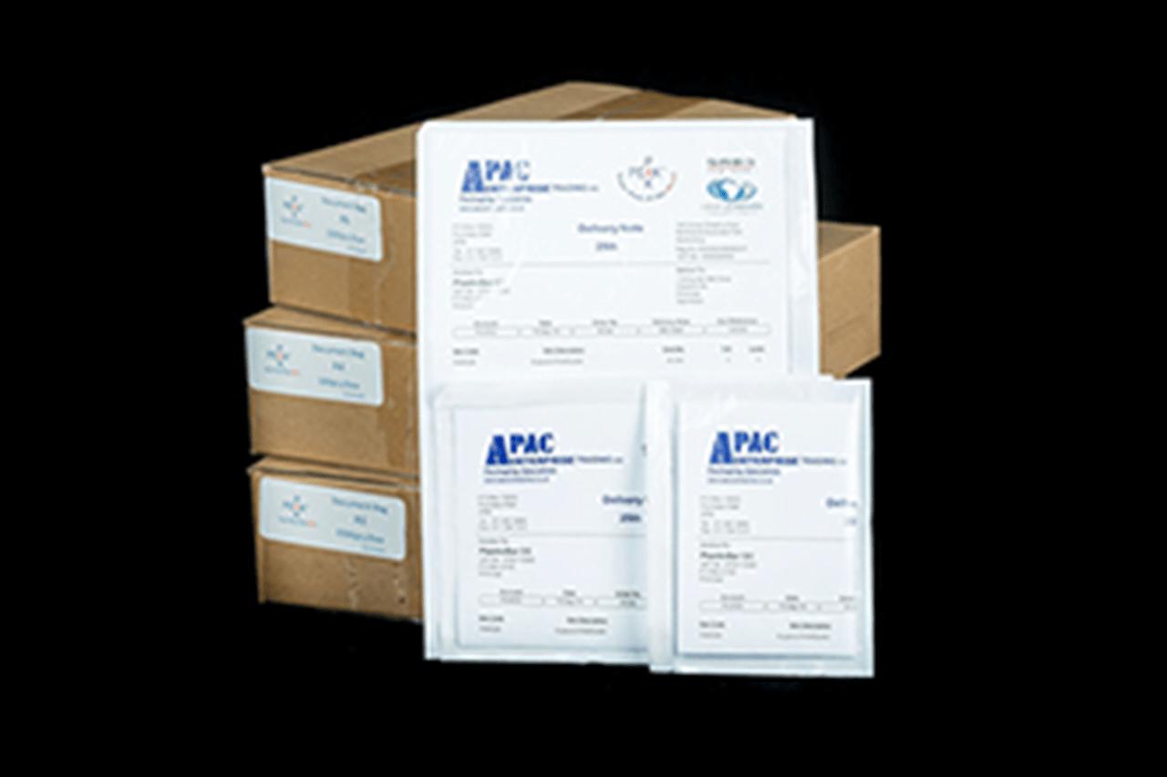 Self-sealing or self-adhesive document protectors
