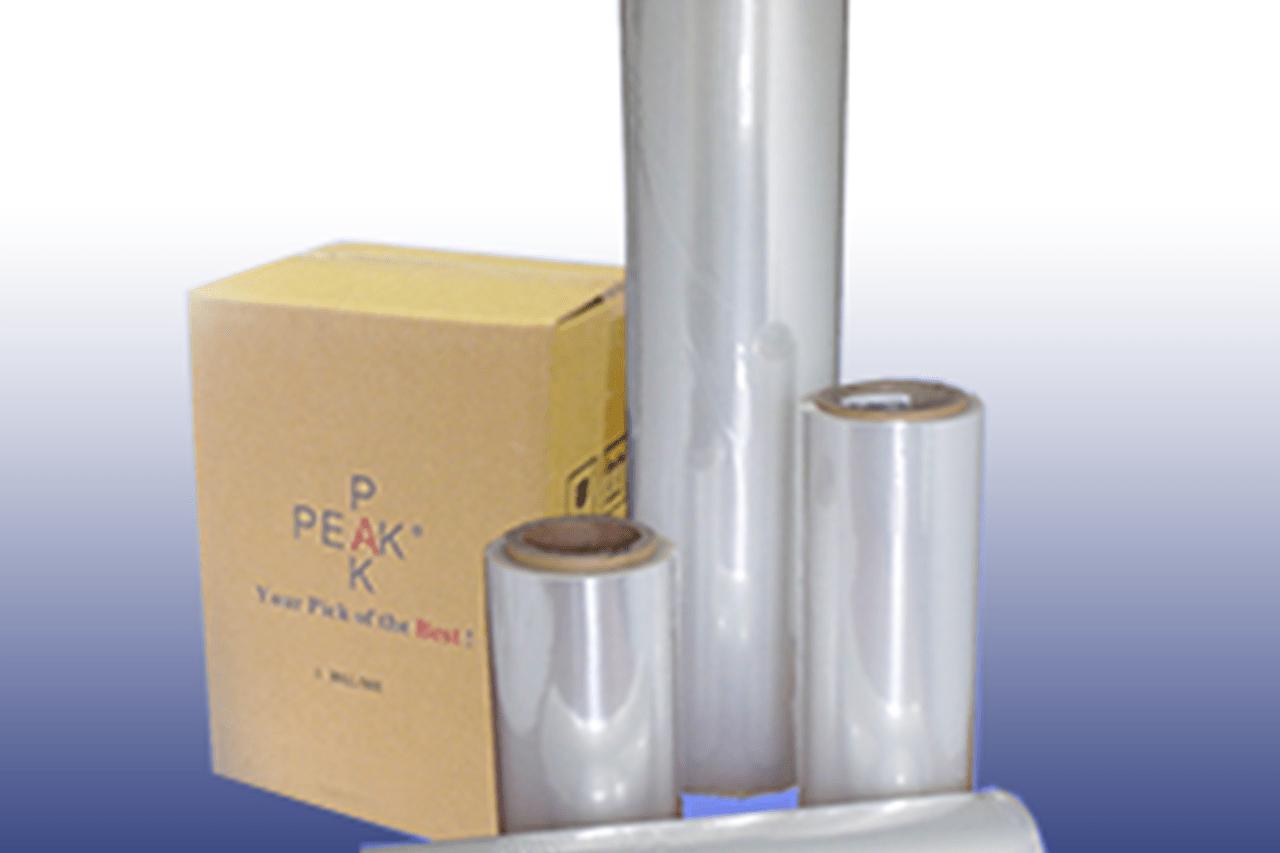 Clear-POF-shrink-film