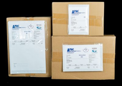 Clear Plastic Document Protector Sleeves