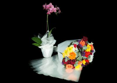 BOPP Flower Sleeves