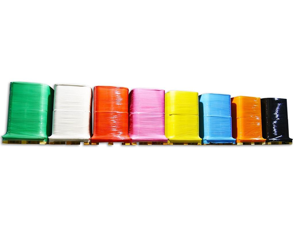 Coloured Pallet Wrap