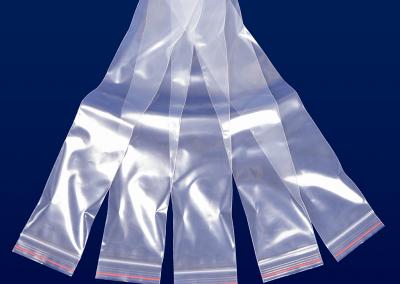 Custom Dimensions Ziplock Bags