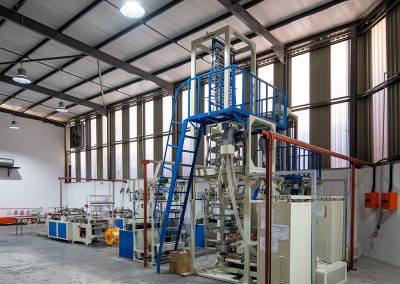 Apac Packaging Manufacturers Interior View of Facility