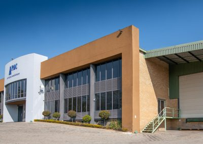 Apac Packaging Manufacturers Exterior View of Facility