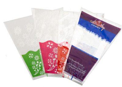 Branded Bopp Flower Sleeves